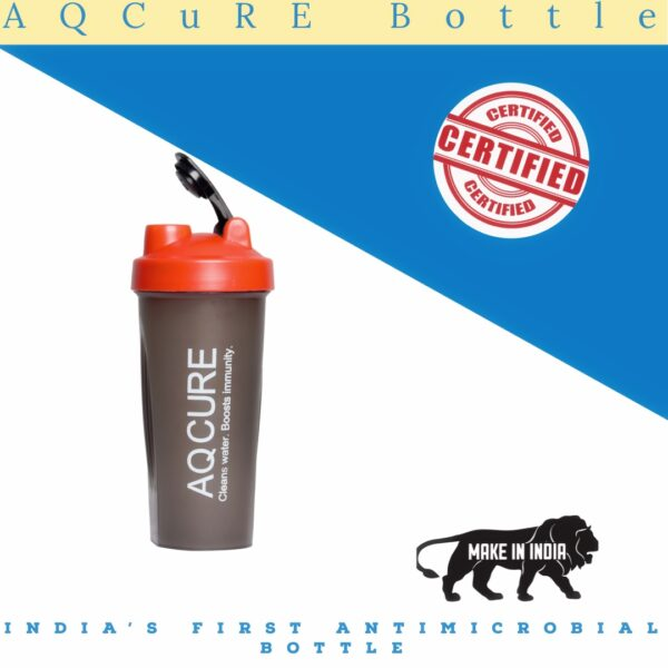 aqcure shaker