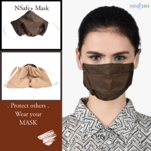 NSafe+ Antimicrobial Mask(Set of 2)
