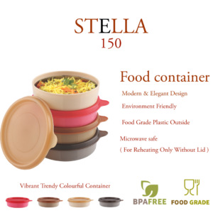 Stella Food Container150(1 pc) – 2001